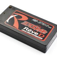 RB-37S【7.4V/3700mAh ショートサイズ Li-Po バッテリー】¥5,200(税別)